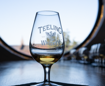 In the Libertines - Teeling Distillery Visit