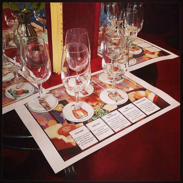 Hine Cognac! #Hine #cognac #tasting #casadelhabano #nuernberg