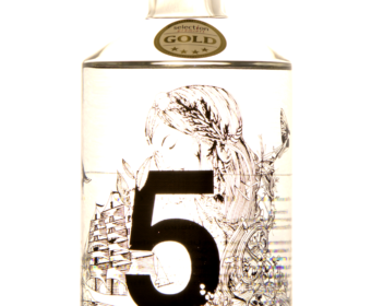 Unbottled: 5 Continents London Dry Gin