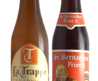 You Can Call Me Beercules! – La Trappe Tripel Vs. St. Bernardus Prior 8