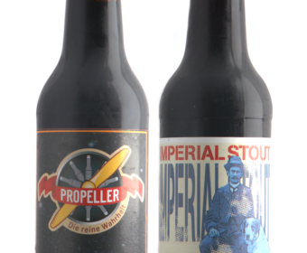 You Can Call Me Beercules: Propeller Vs. Schoenramer Imperial Stout