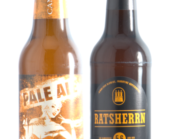 You Can Call Me Beercules! – Camba Bavaria Vs. Ratsherrn Pale Ale