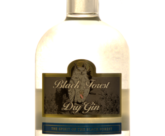Unbottled: Black Forest Dry Gin