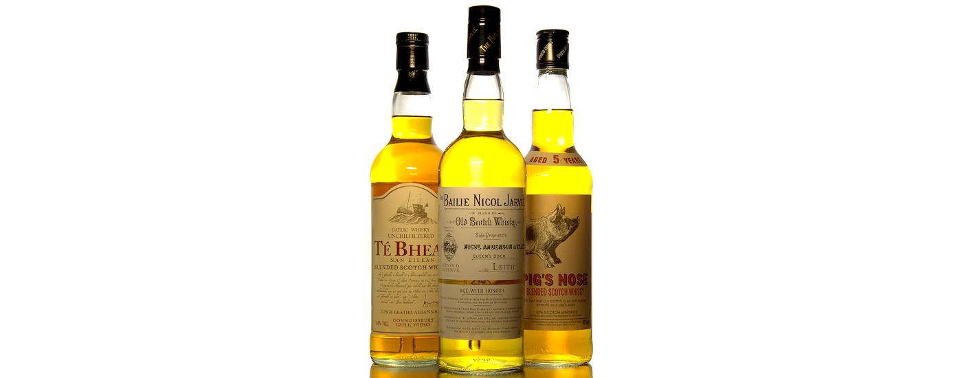 Spirit Smack Down: Blended Scotch Whisky