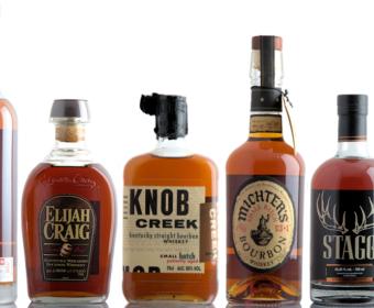 A Bourbon Blind Tasting