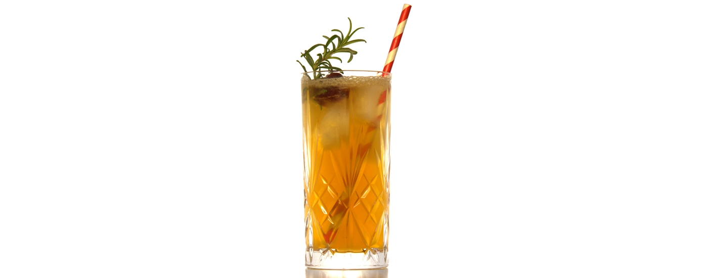A Drink Like The Misty Scottish Highlands: The Broom Tailed Star
