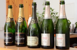 C&D Champagne Tasting