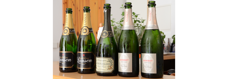 C&D: Champagne Tasting