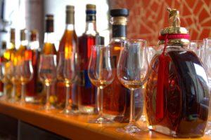 C&D Cognac Tasting