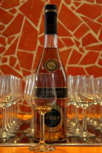 C&D Cognac Tasting Monnet V.S.O.P
