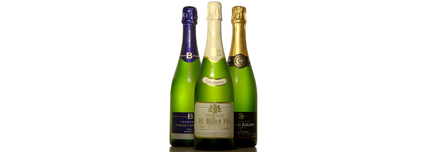 Champagne Comparison SI