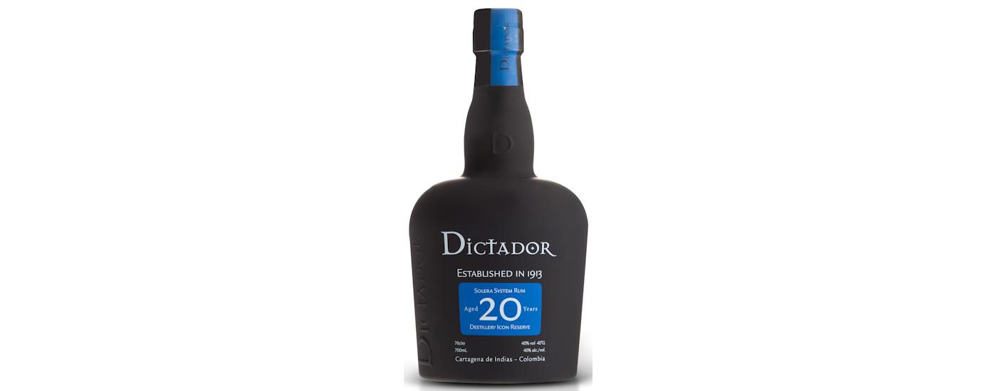 Dictador Rum Tasting