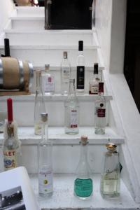 Our selection of eau de vies