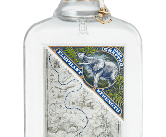 Spirited News 02/2017 – Elephant's Navy Strength Gin