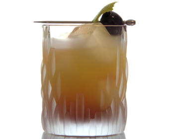 Falernum Sour No. 2 – Admiral Rodney Rum