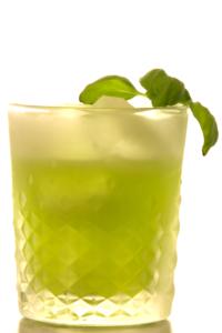 Gin Basil Smash