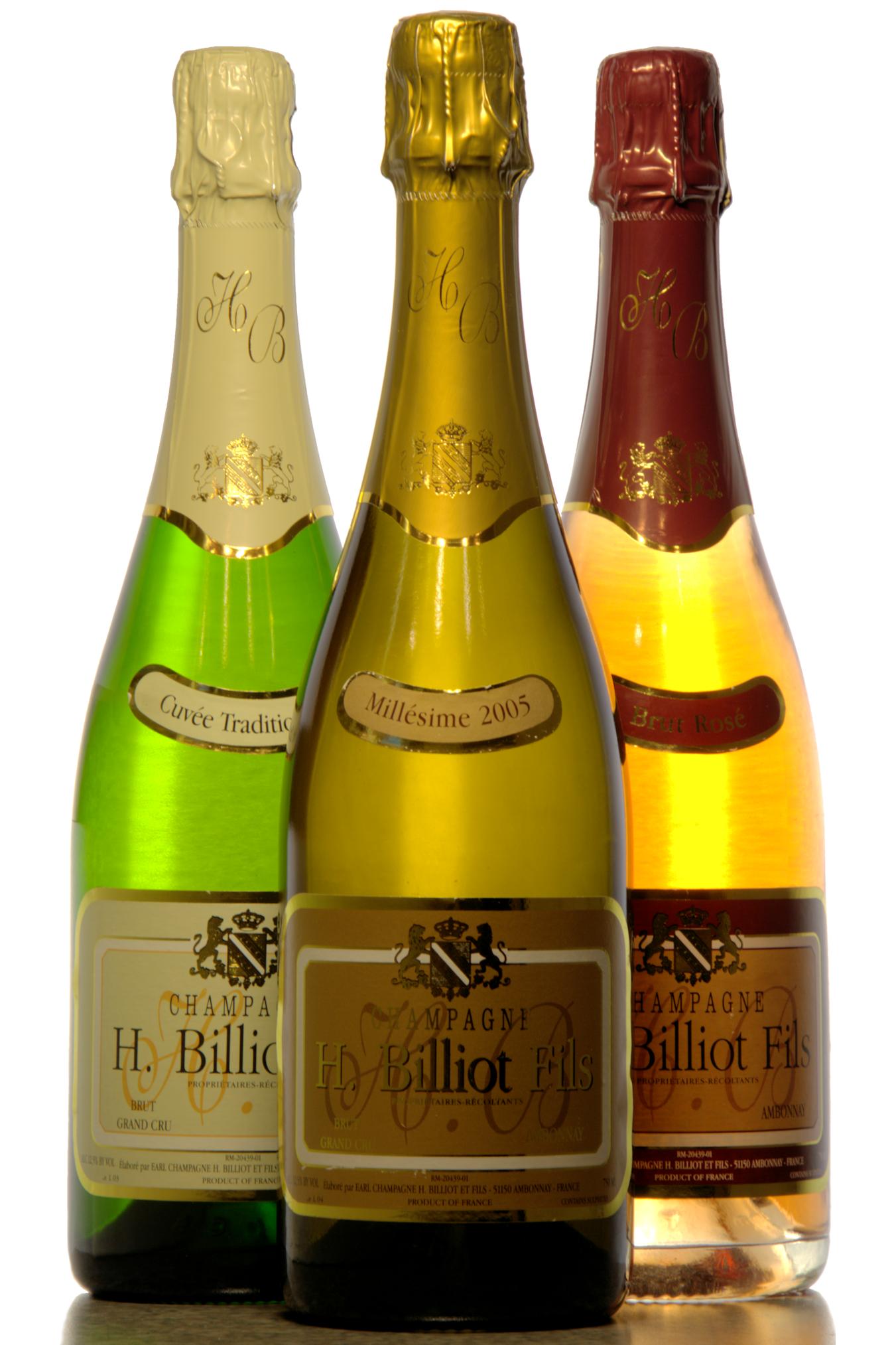 champagne h billiot et fils