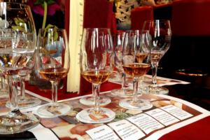 Hine Cognac Tasting