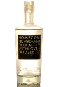 Homecoming Vodka