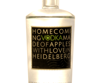 Unbottled: Homecoming Vodka, How About Them Apples?