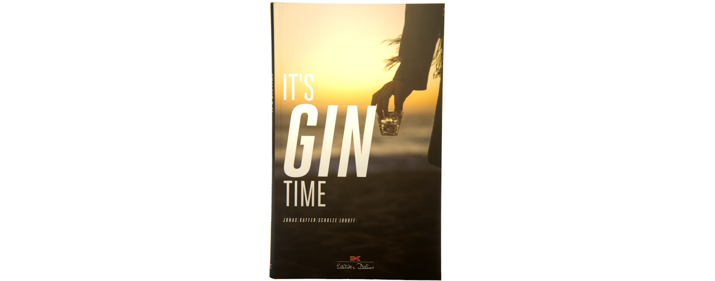 "Book Review: ""It's Gintime"""