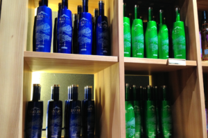 Bavarka Vodka and Gin