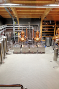 Small copper stills