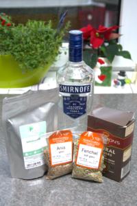 Liquorice Syrup 2