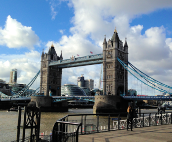 London Calling – A Short Trip To UK's Busiest City