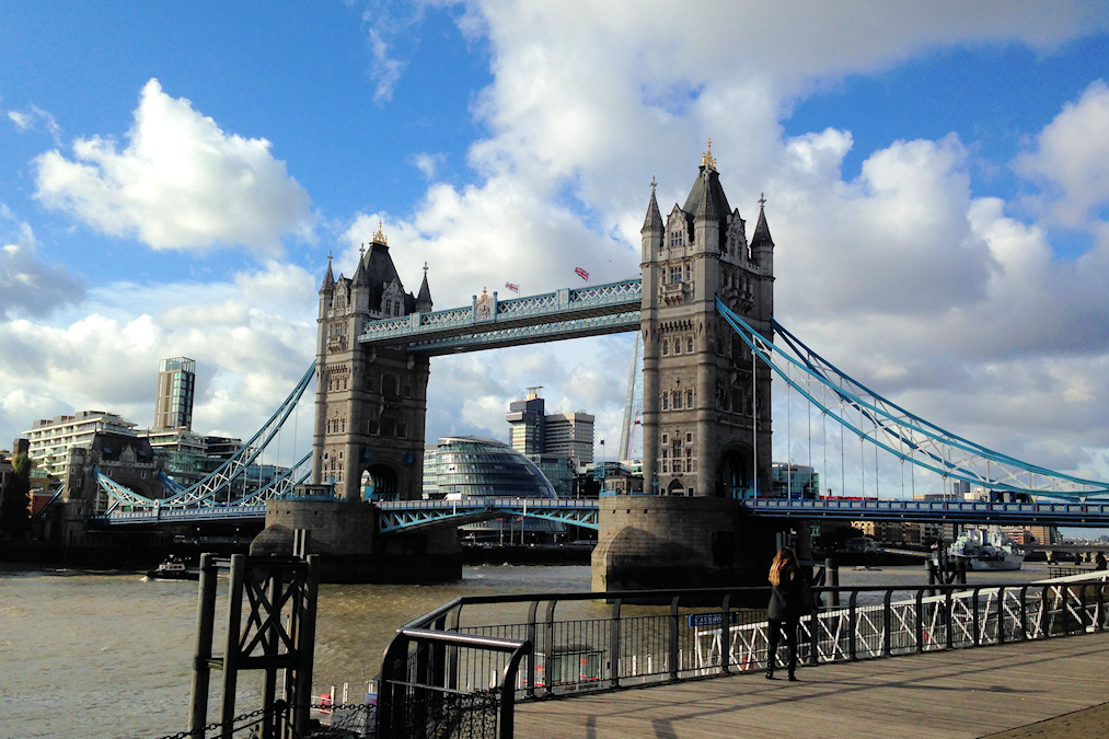 London Calling – A Short Trip To UK's Busiest City ...
