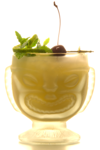 Mai Tai made with Mezan Jamaica X.O. Rum