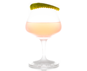 Mexican Sazerac – Ocho Tequila & La Escondida
