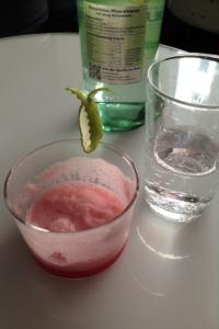 Mezcal Amores  Drink