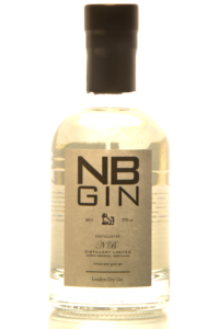 NB Navy Strength Gin