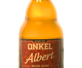 You Can Call Me Beercules! – Onkel Albert Saison Rye Beer