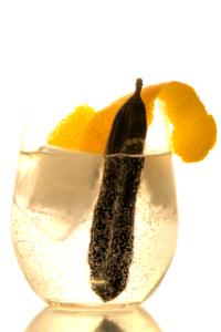 Oro Ibiza Gin & Tonic