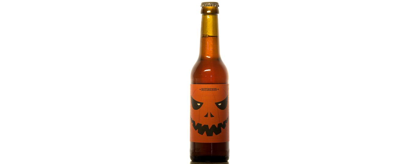 Happy Halloween: The Great Pumpkin Cocktail