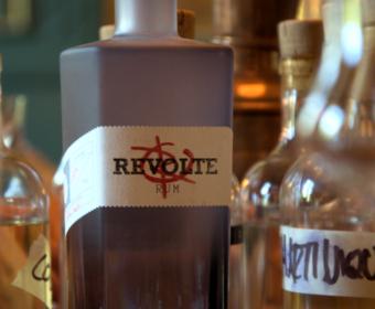 Revolte Rum Master Class with Distilling Seminar