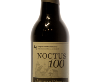 You can call me beercules – Riegele Noctus 100