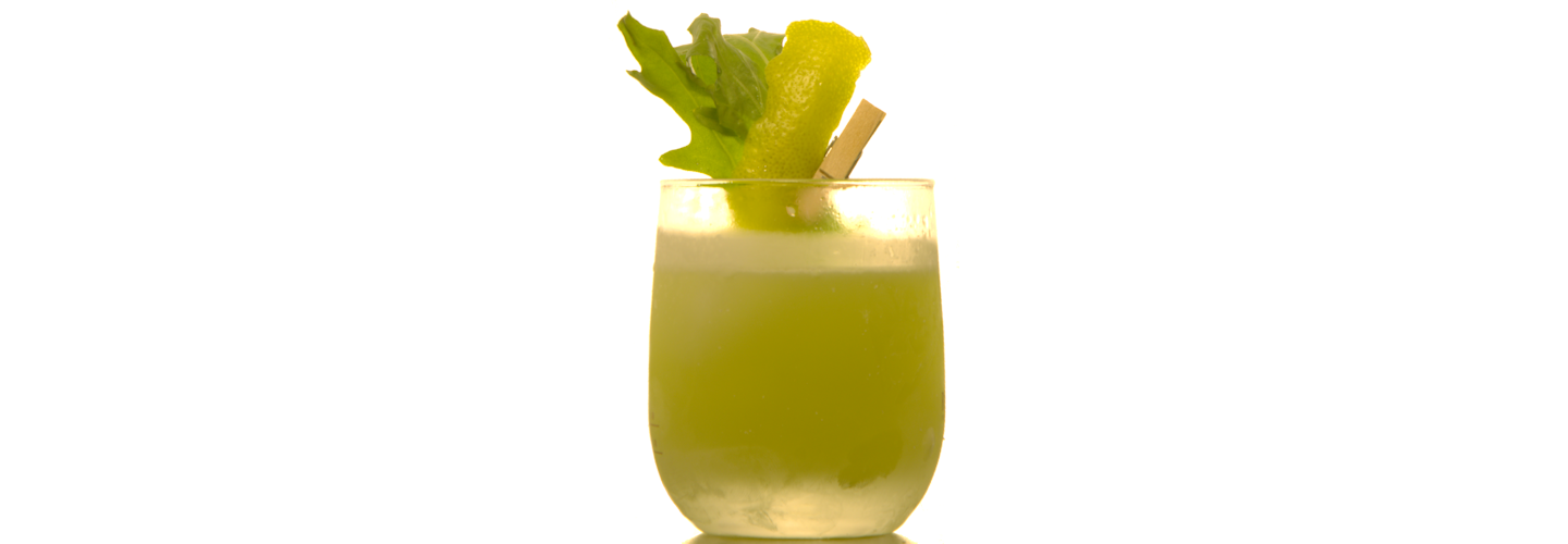 Not Just Another Summer Drink: The Rocket Smash