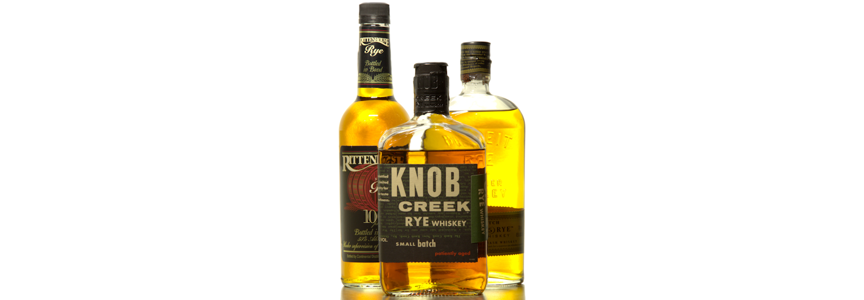 Spirit Smack Down: Rye Whiskey