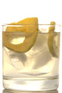 Simon's Harvest Gin G&T