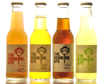 Three And A Half Drinks Made With Soda Pops From The Drinking Ape