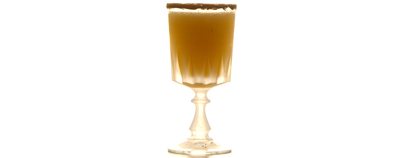 The Dude's 'Martini' With Dodd's Gin