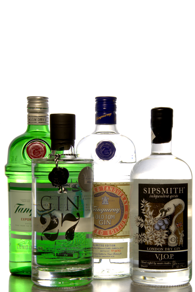 The Ultimate Gin Guide Part I Gin Augustine Bar