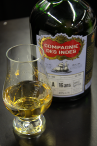 Great Cuban rum from Compagnie Des Indes