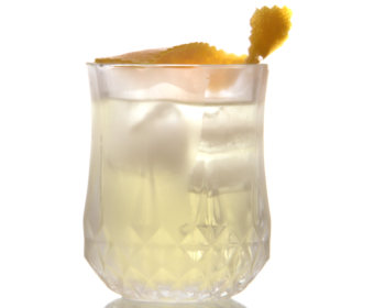 White Williams Negroni – Luxardo Bitter Bianco