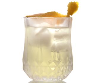 White Williams Negroni – Luxardo Bitter Bianco