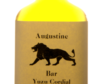 Homemade Ingredients: Yuzu Cordial